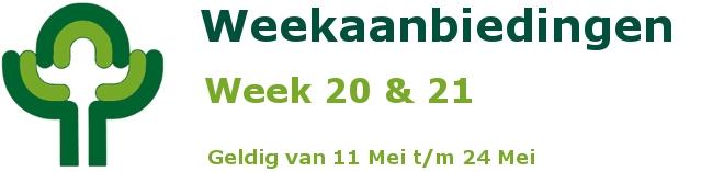 Weekaanbiedingen vlak NL verkleind